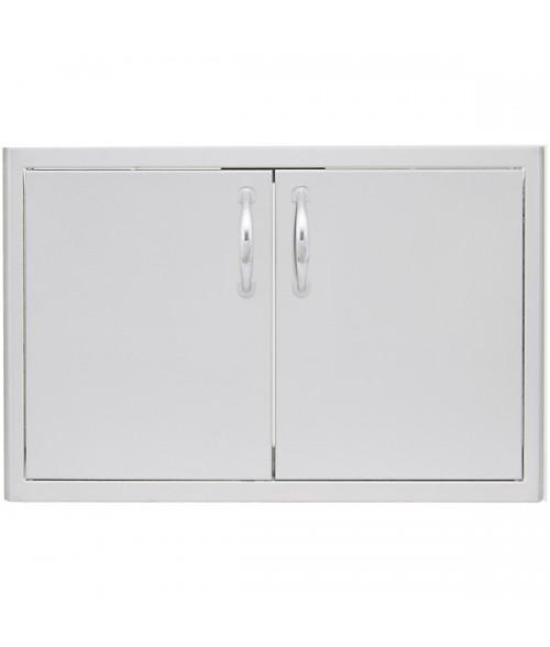 Blaze 32 inch double access door for 32 inch double doors