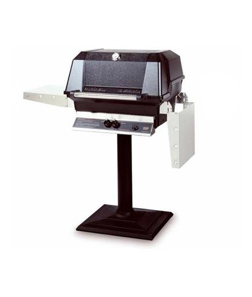Mhp Heritage Series Wnk4dd Patio Post Gas Grill 642 Sq In
