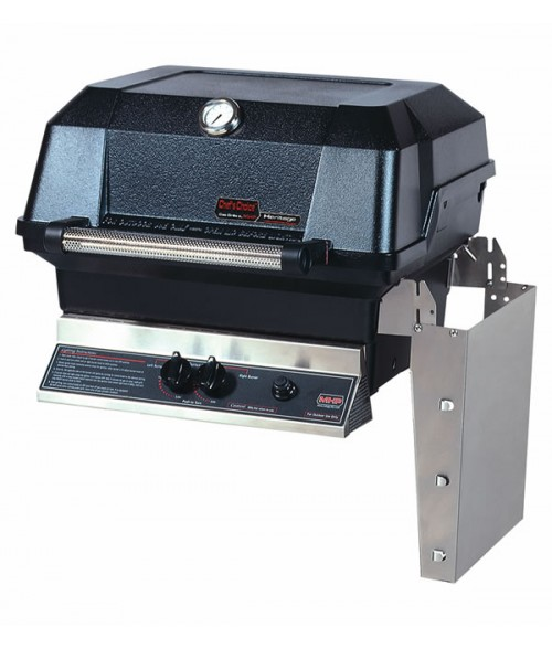 Mhp Heritage Series Jnr4dd Built In Gas Grill 506 Sq In