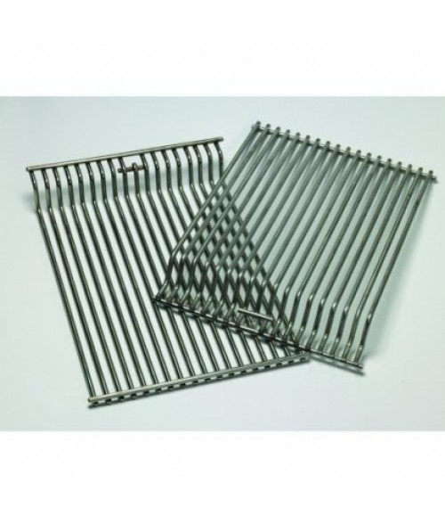 Broilmaster DPA112 Stainless Steel Welded Rod Cooking Grids For P4 Series Grills (Set Of 2)