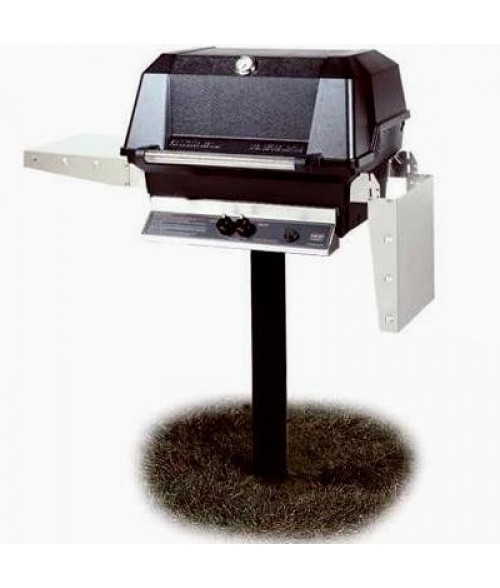MHP Heritage Series WNK4DD In-Ground Post Gas Grill (642 sq in)