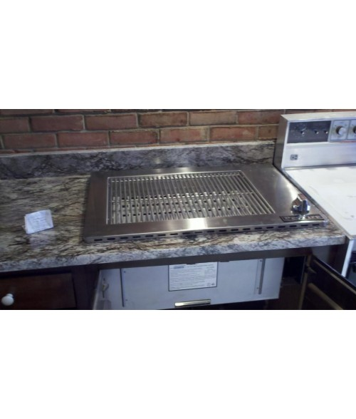 """ProFire 30""""Stainless Steel Indoor Gas Grill"""