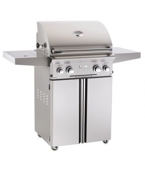 "AOG L Series 24"" Gas Grill w/ Rotisserie"