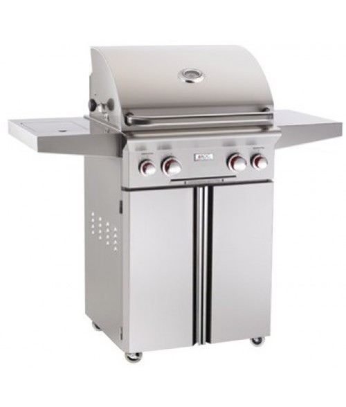 "AOG T Series 24"" Gas Grill w/ Rotisserie"