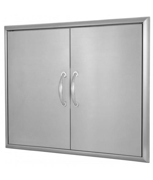 Blaze 40 Inch Double Access Door