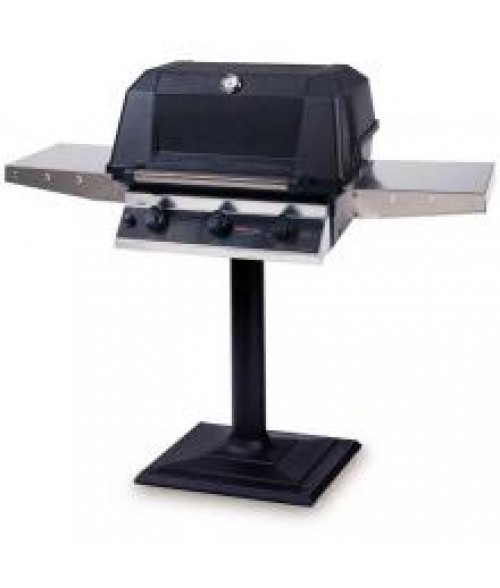 MHP Heritage Series WHRG4DD Infrared Patio Post Gas Grill (574 sq in)