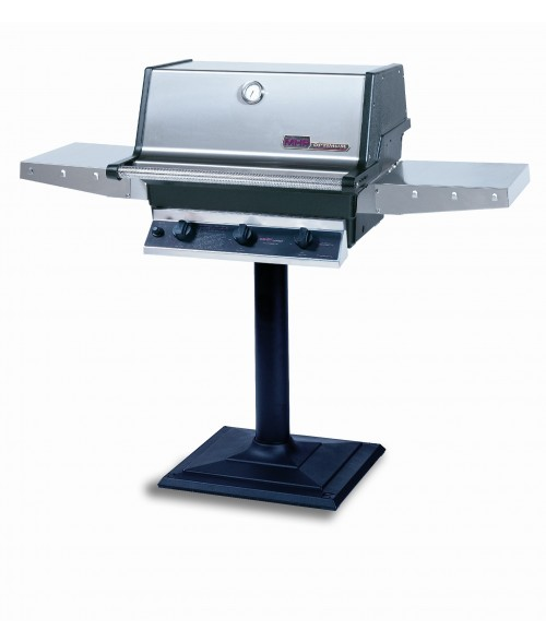MHP Heritage Series THRG2 Hybrid Patio Post Gas Grill (574 sq in)