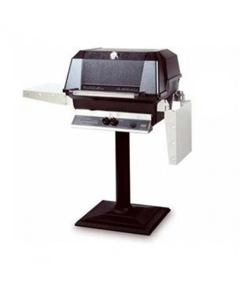 MHP Heritage Series WRG4DD Infrared Patio Post Gas Grill (574 sq in)