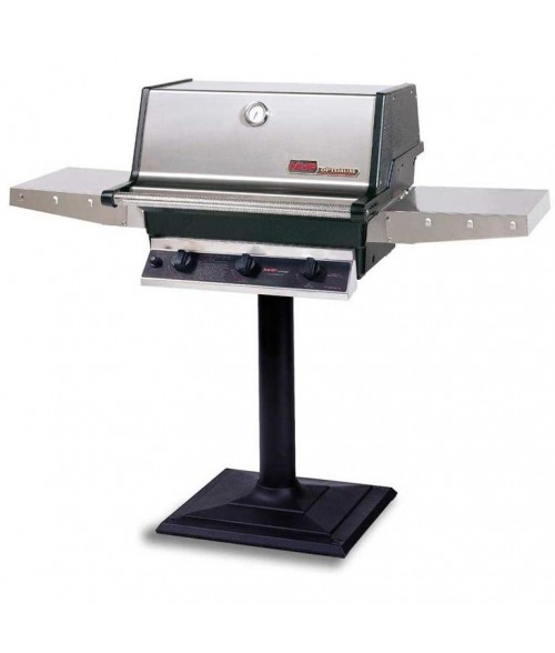 MHP Heritage Series TRG2 Infrared Patio Post Gas Grill (574 sq in)