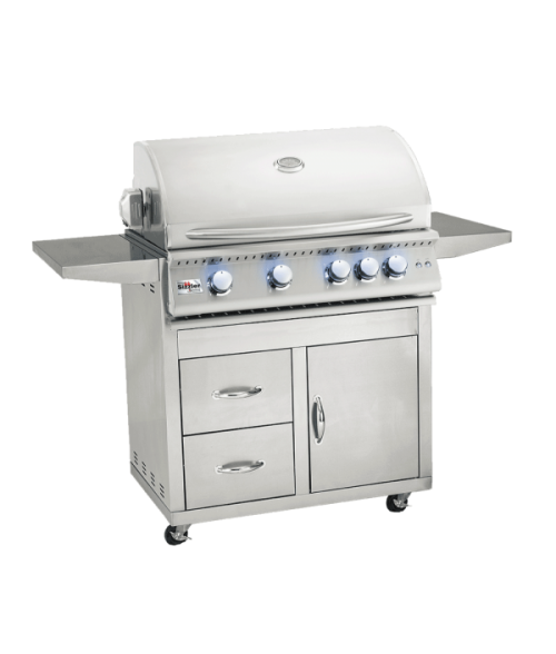 Summerset SIZZLER PRO 32″ Gas Grill on Cart