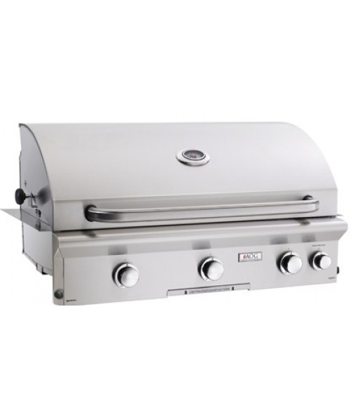 "AOG L Series 36"" Built-In Gas Grill w/ Rotisserie"