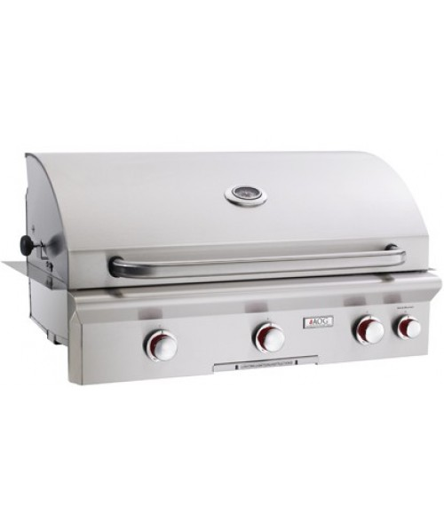 "AOG T Series 36"" Built-In Gas Grill w/ Rotisserie"