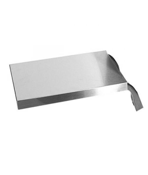 broilmaster skss2 stationary fixed side shelf stainless steel - Broilmaster