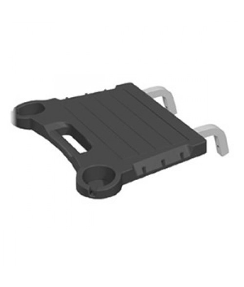 Broilmaster SKFPB2 Drop Down Side Shelf, Black