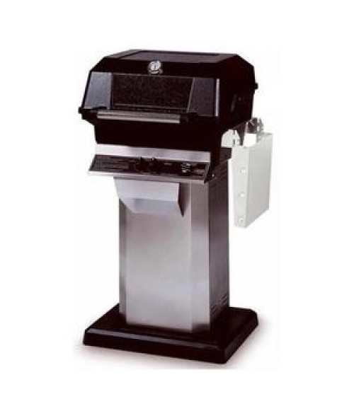 MHP Heritage Series JNR4DD Column and Base Gas Grill (506 sq in)