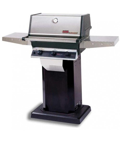 MHP Heritage Series TRG2 Infrared Column w/ Base Gas Grill (574 sq in)