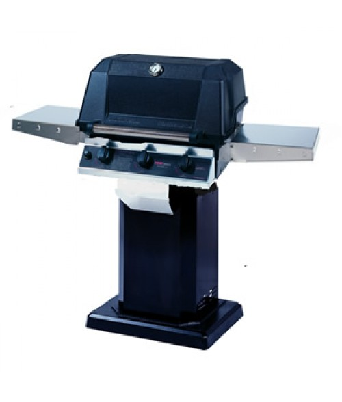 MHP Heritage Series WHRG4DD Infrared Column with Base Gas Grill (574 sq in)