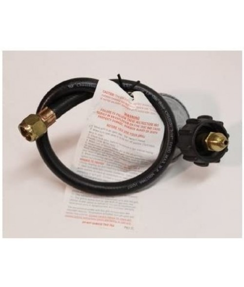 Broilmaster Hose and Regulator with Q.C.C. Female Pipe Fitting