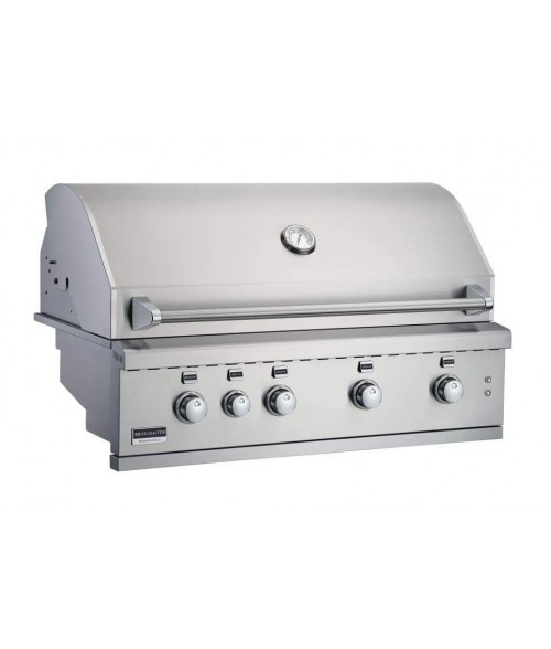 "Broilmaster 42"" Stainless Steel Built-in Gas Grill"