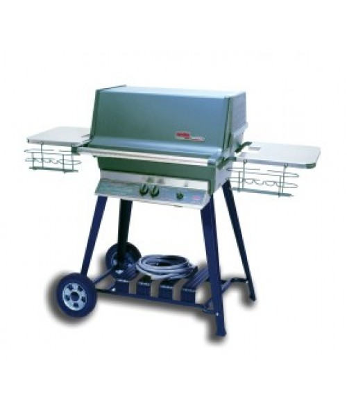 MHP Heritage Series TJK2 Gas Grill on Cart (642 sq in)