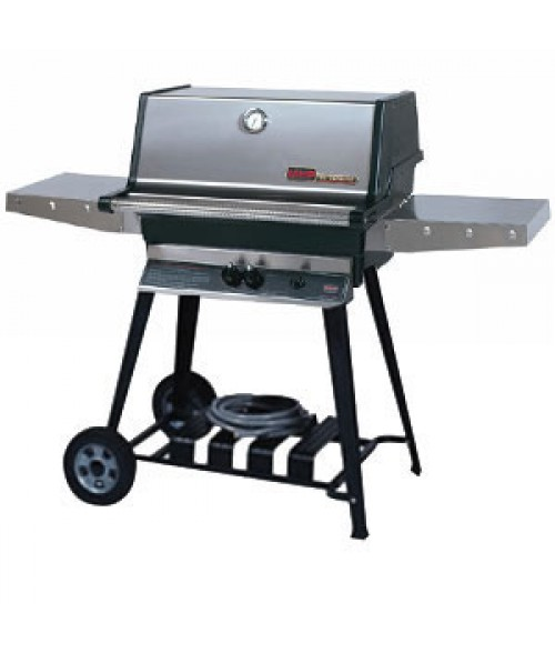 MHP Heritage Series TRG2 Infrared Gas Grill on Cart (574 sq in)