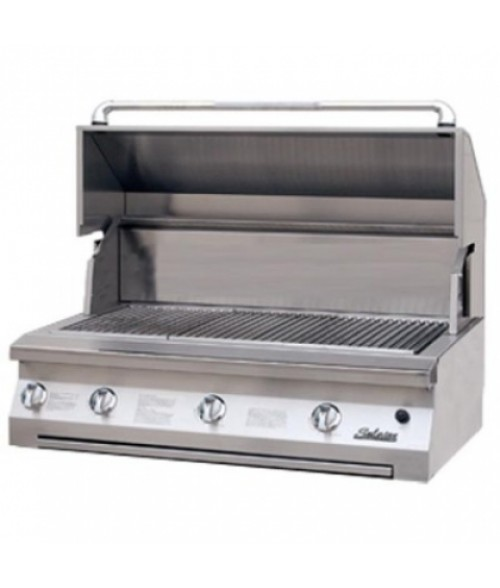 "Solaire 42"" Built-In All Infrared Gas Grill IRBQ-42 (1027 sq in)"