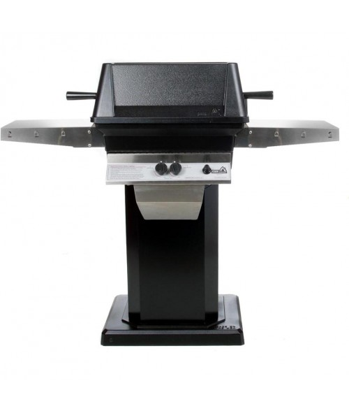 PGS A40 Cast Aluminum Gas Grill On Patio Base  (612 sq in)
