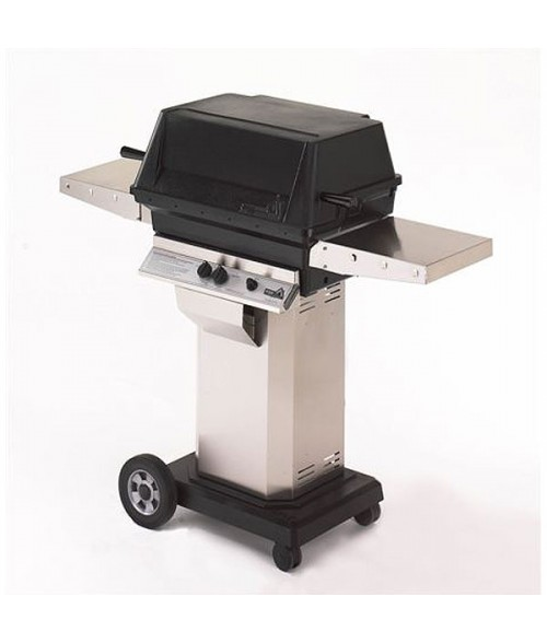 PGS A40 Cast Aluminum Gas Grill On Portable Pedestal Base   (612 sq in)