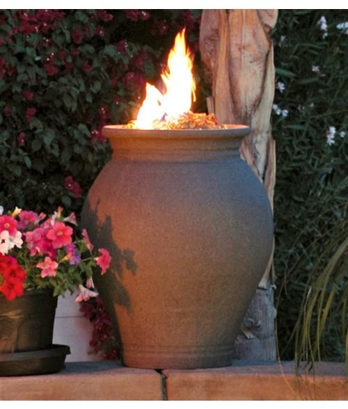 Peterson American Fyre Designs Amphora Fire Urn