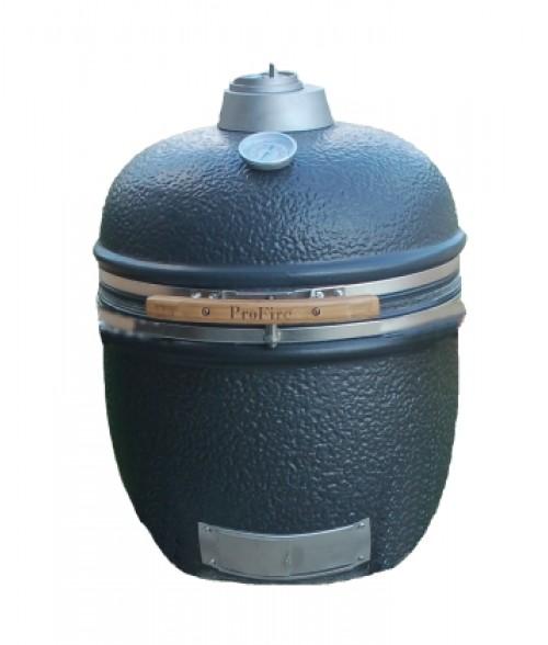 Bravo Kamado Ceramic Grill - Black