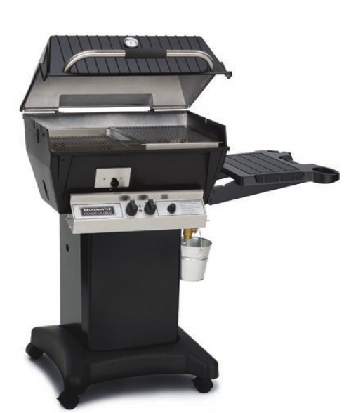 Broilmaster Qrave Gas Grill on Cart Q3X (420 sq in)
