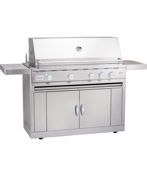 Summerset TRLD Deluxe 44″ Gas Grill on Cart
