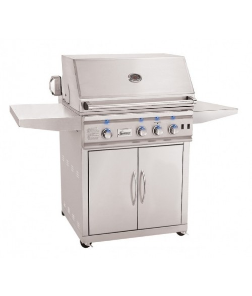 Summerset TRL 32″ Stainless Steel Gas Grill on Cart