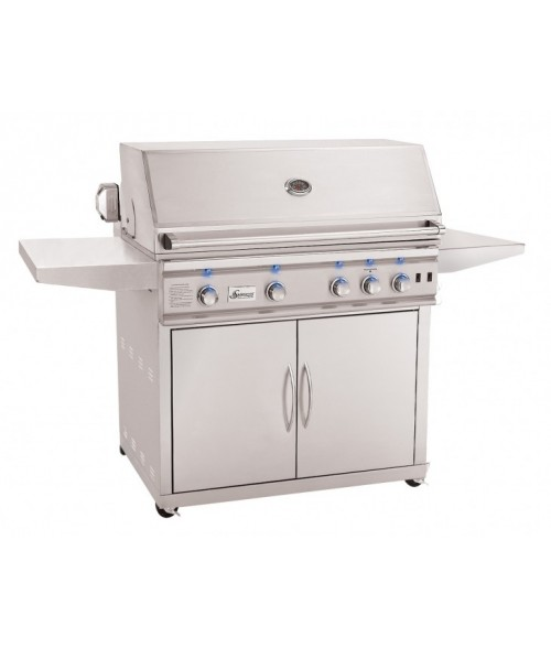 Summerset TRL 38″ Stainless Steel Gas Grill on Cart