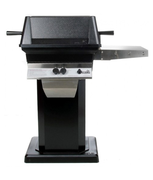 PGS A30 Cast Aluminum Gas Grill On Patio Base (451 sq in)
