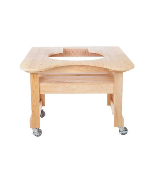 Primo Cypress Table for Primo Smokers (all sizes)