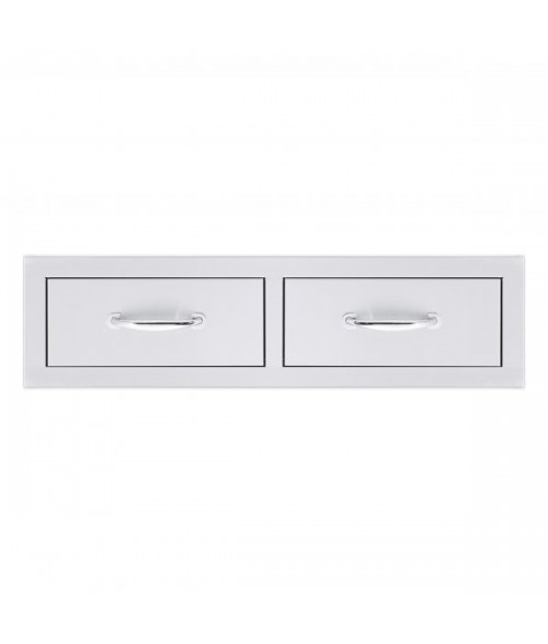 Summerset Double Horizontal Drawer
