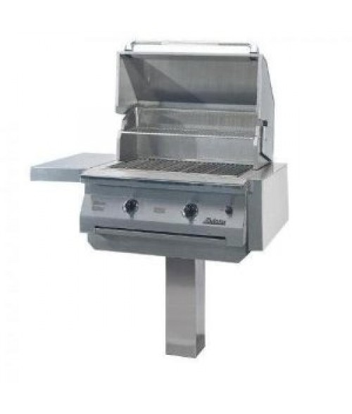 "Solaire 30"" All Infrared Gas Grill on Post IRBQ-30 (703 sq in)"