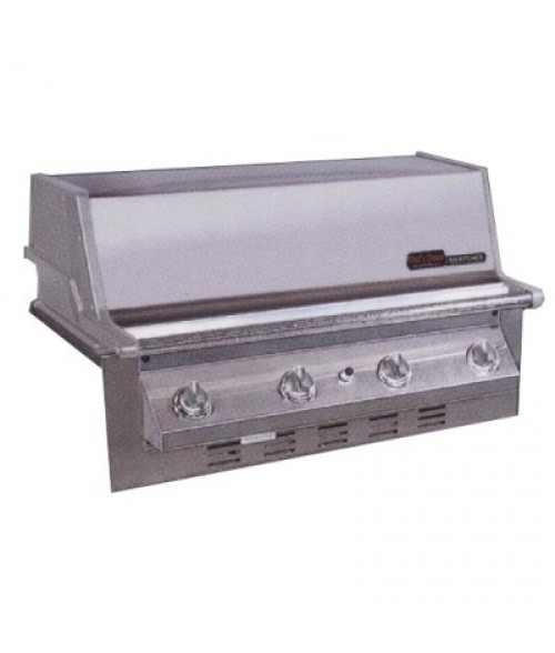 """MHP Heritage Series 36"""" Hybrid Gas Grill Built-in (902 sq in)"""