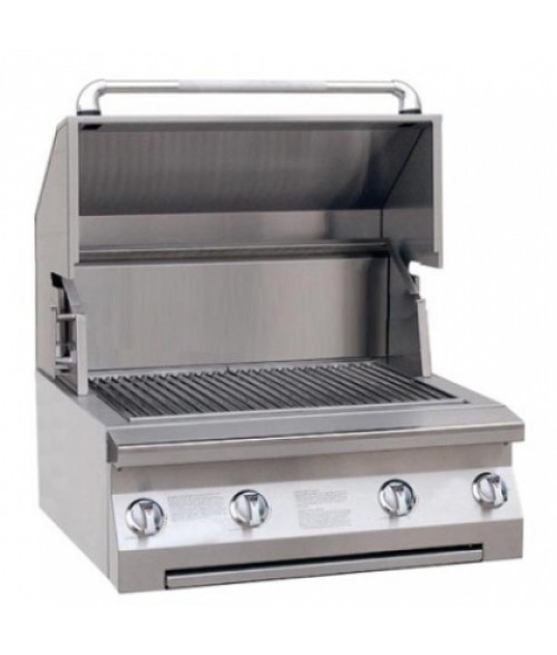 "Solaire 30"" Built-In All Infrared Gas Grill IRBQ-30 (703 sq in)"