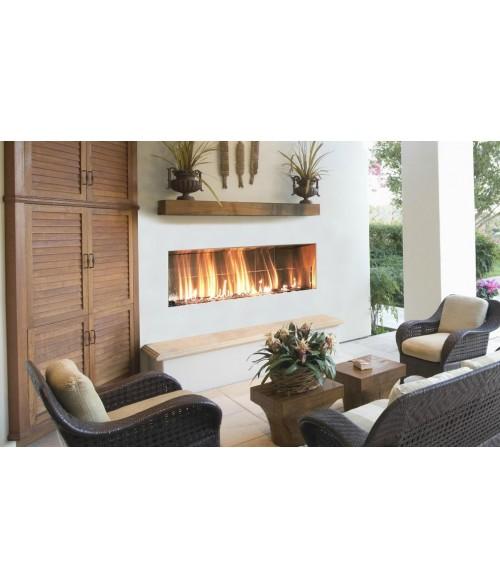 Firegear Kalea Bay Outdoor Linear Fireplace