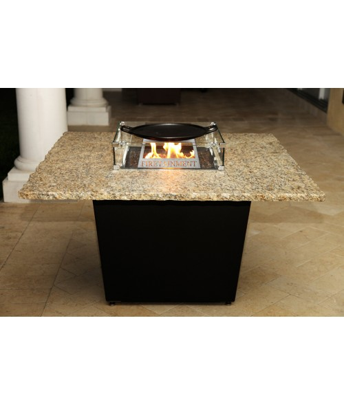 Firetainment Madrid 48″ Square Fire Table