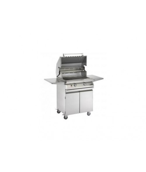 "PGS Legacy Newport Gourmet 30""  Gas Grill on Cart w/ Infrared Rear Burner & Rotisserie (740 sq in)"