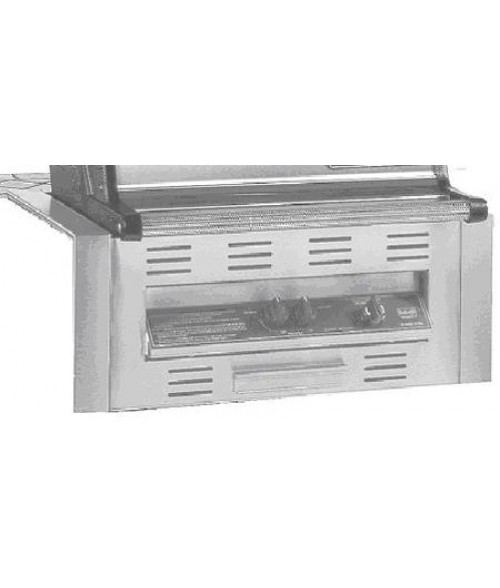 MHP grill enclosure sleeve for built-in grill heads NMSGS