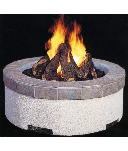 Peterson Outdoor Campfyre 34 Inch Fire Pit