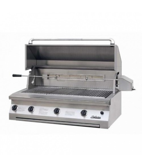 "Solaire 42"" Built-In All Infrared Gas Grill w/ Rotisserie AGBQ-42 (1027 sq in)"