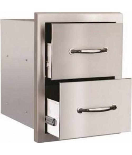 Summerset Grills Masonry Double Drawer