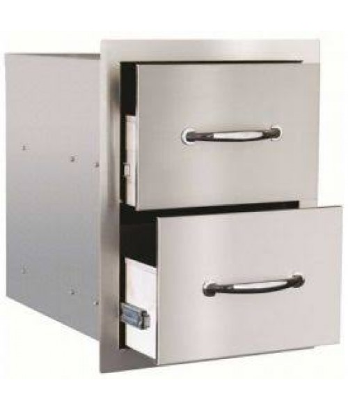 Summerset Grills Double Drawer