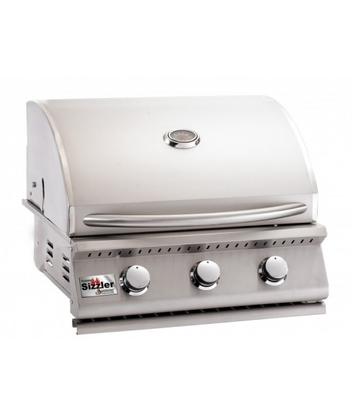 Summerset Sizzler 26″ Stainless Steel Built-in Gas Grill