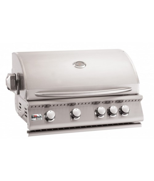 Summerset Sizzler 32″ Stainless Steel Built-in Gas Grill